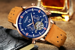 Automatic Watch Movement Watches Men Luxury Brand Automatic Mechanical Waterproof Watch