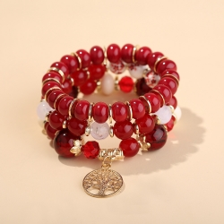 European and American retro ethnic fashion exquisite multi-layered bracelet Bohemian style hot-selling jewelry