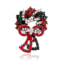 Creative Christmas Gift Garland Brooch