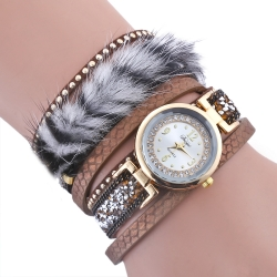 New luxury fashion female quartz bracelet watches