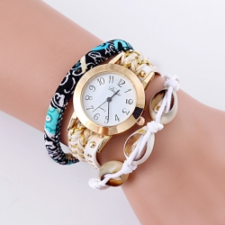 New design old fashion quartz female watches