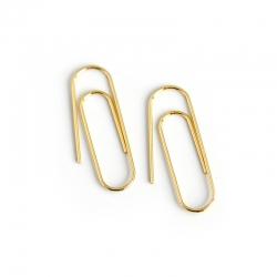 Simple ins wind-back pin ear hook