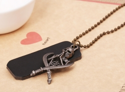 Fashion Korean long necklace sweater chain
