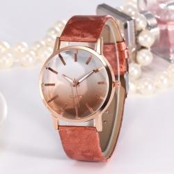 Female fashion quartz watch