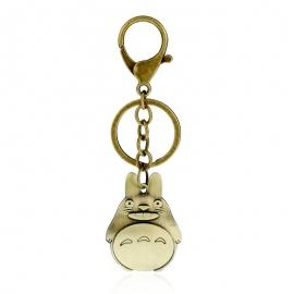 Cartoon animal key chain pendant car key pendant lock chain ring giraffe bag pendant