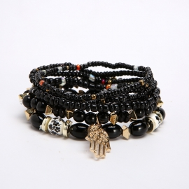 Bohemian hot-selling jewelry pendant small hand fashion small fresh sweet temperament bracelet