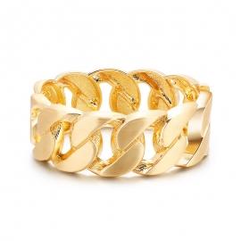 Bracelet classic twist chain alloy bracelet fashion wild couple