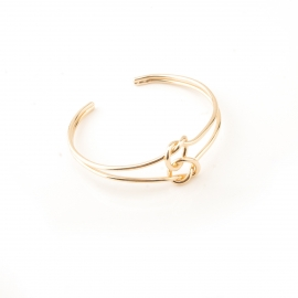 Europe and the United States Hollow Double Knot Bracelet Bracelet Japanese and Korean Popular Style